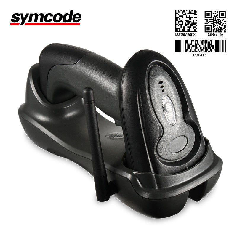 High Reading Ability Wireless Barcode Scanner For Mobile Payment Computer Screen Scan